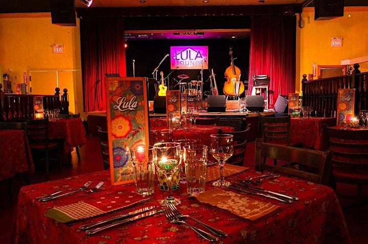 Hilario Duran + Ade Meyi at Lula Lounge image