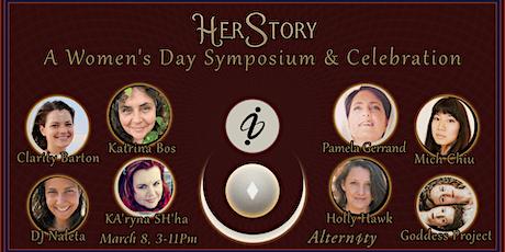 HerStory: a Women's Day Symposium & Celebration tickets