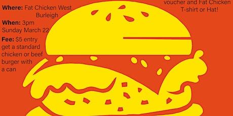Fat Chicken Ultimate Burger Challenge tickets