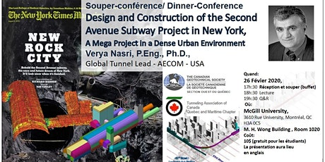 Design and Construction of the Second Avenue Subway Project in New York billets