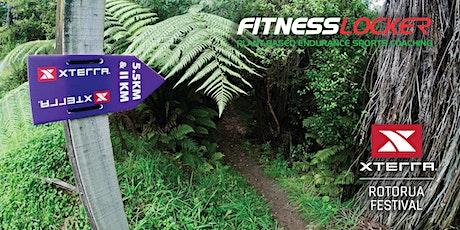 XTERRA Rotorua Festival Training Camp tickets
