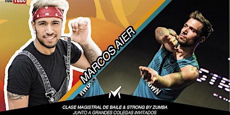 Masterclass de Strong by Zumba - Marcos Aier entradas