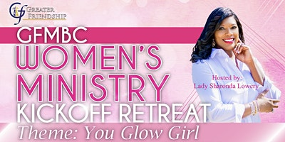 GFMBC Women's Ministry Kick-Off Retreat