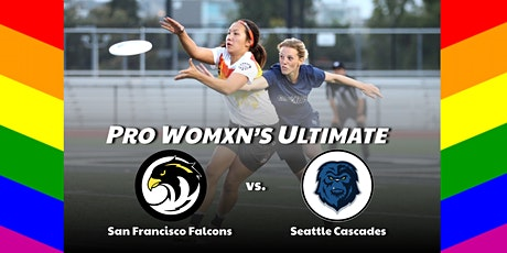 Falcons vs Cascades -- Professional Womxn's Ultimate tickets