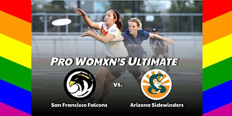 Falcons vs Sidewinders -- Professional Womxn's Ultimate tickets