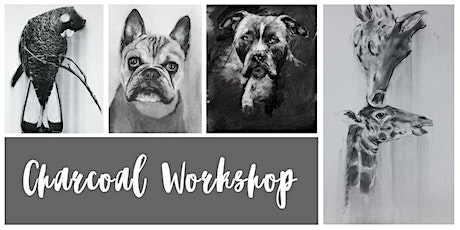 Drawing with Charcoal for Beginners Workshop tickets