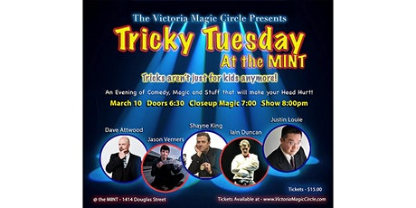 Tricky Tuesday at The Mint tickets