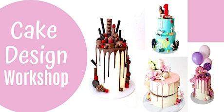 Cake Design Workshop tickets