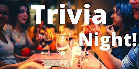 Thursday Trivia Bar Night! tickets