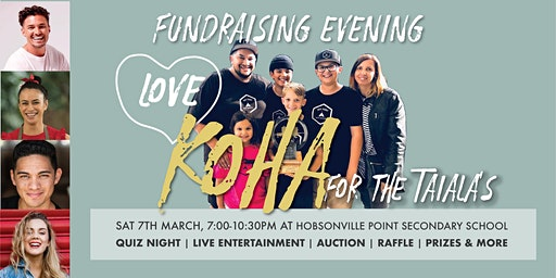 Koha Love Fundraiser