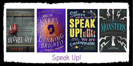 NYALitFest Panel - Speak Up! tickets