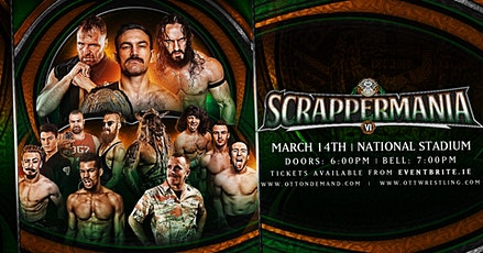 "Over The Top Wrestling Presents ""ScrapperMania 6"" tickets"