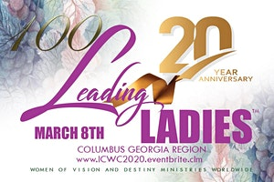 100 Leading Ladies of Columbus GA Region-International Christian Women's Conference