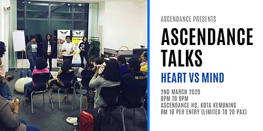 Ascendance Talks