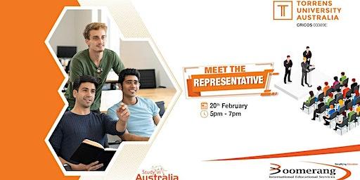 Meet the representative - Torrens University