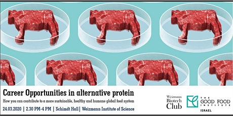 Alternative Protein  - The newest frontier in life science innovation tickets