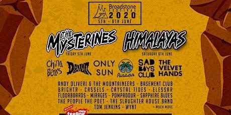 Broadstone Festival 2020 tickets