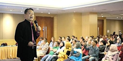 Seminar 3 Rahasia untuk Sukses Berbisnis Lewat Internet