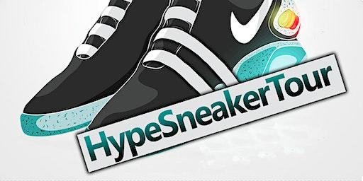 Hype Sneaker Tour OH - April 2020