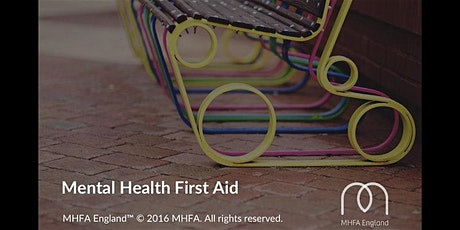 Adult Two Day Mental Health First Aid tickets
