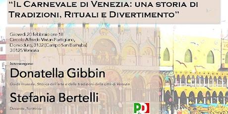 Il Carnevale di Venezia: una storia di tradizioni, rituali e divertimento biglietti
