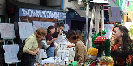 SoLo Craft Fair at Greenwich Countryside Market tickets
