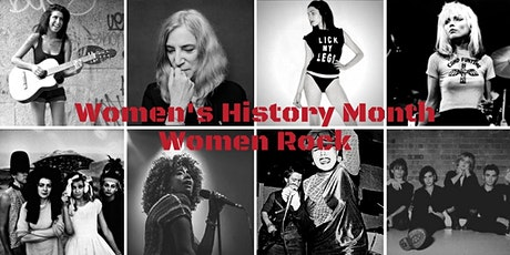 Women's History Month: Women Rock! 2020 tickets