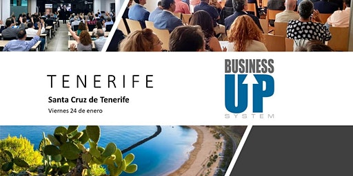 Evento Business Up TENERIFE (Los Realejos)