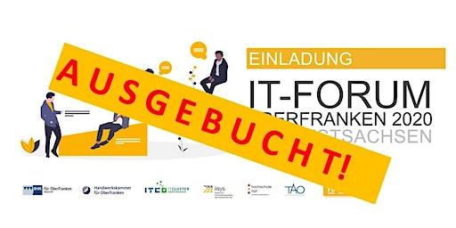 IT-Forum Oberfranken 2020