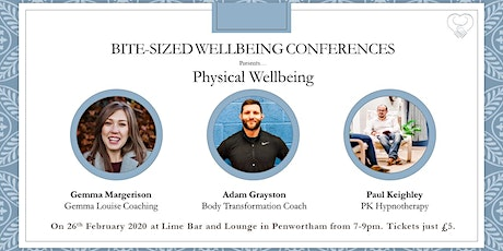 Bite-sized Wellbeing Conference tickets