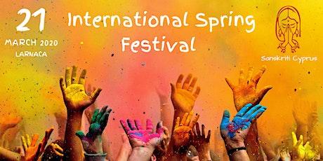 International Spring Festival tickets