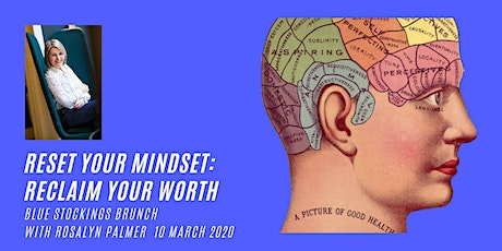 Blue Stockings Brunch: Reset your mindset: reclaim your worth. tickets