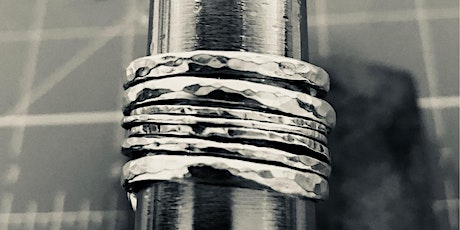 MAKING SILVER STACKING RINGS WORKSHOP tickets