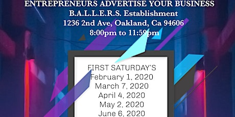 Entrepreneurs Advertise your Business  tickets