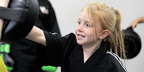 Free Children's Beginners Martial Arts Workshop tickets