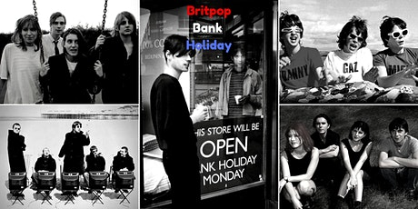 Britpop Bank Holiday Tour: 25 Years of Britpop! tickets
