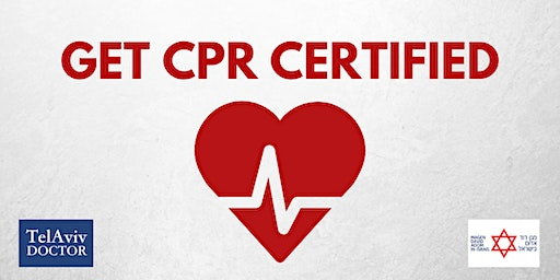 Tel Aviv Doctor CPR Course in English
