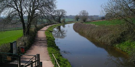 Pi Saturday morning Cycle Tiverton Canal