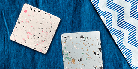 ADULT CRAFT WORKSHOP: Make Your own Eco-Resin Terrazzo Coasters 28th Sep tickets