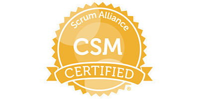 Certified ScrumMaster® (CSM) April 2020