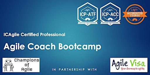 Agile Coach Bootcamp (ICP-ATF & ICP-ACC)