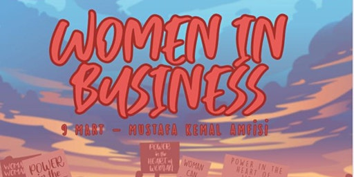 Women in Business 9 Mart 2020