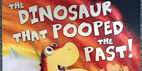 The Dinosaur that pooped the past - Sensory fun tickets
