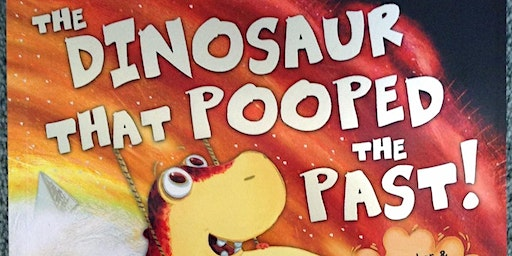 The Dinosaur that pooped the past - Sensory fun