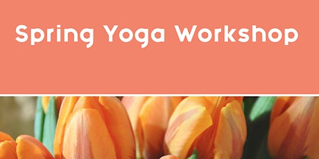 Spring Yoga Workshop tickets