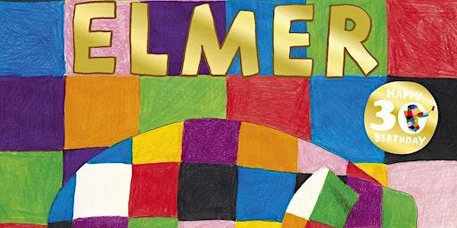 Elmer - Sensory Fun
