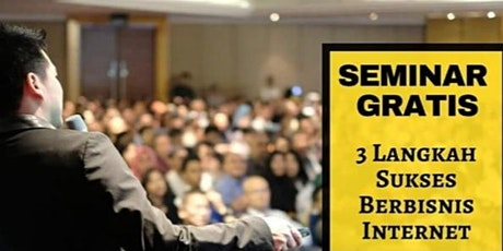 Seminar Big Opportunity Online Strategy tickets