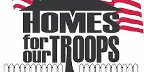 TAPS Togethers:  Volunteer with Homes For Our Troops  (TX) tickets