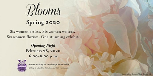 BLOOMS: Art Show Opening