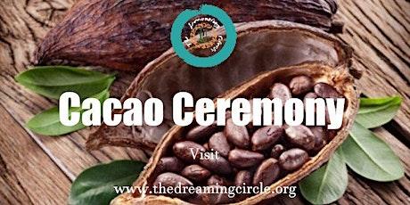 Spring Equinox Cacao Ceremony Crawley D. tickets